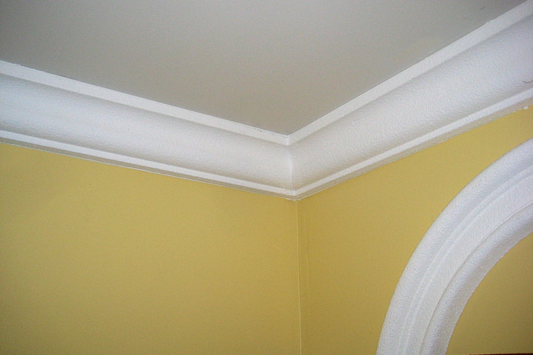 Crown Molding Sizes Adds Sophistication in Life