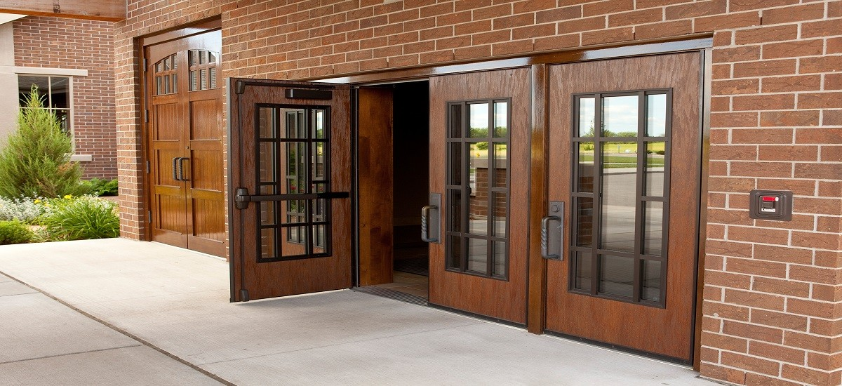 Custom exterior doors that give your home a grand entrance
