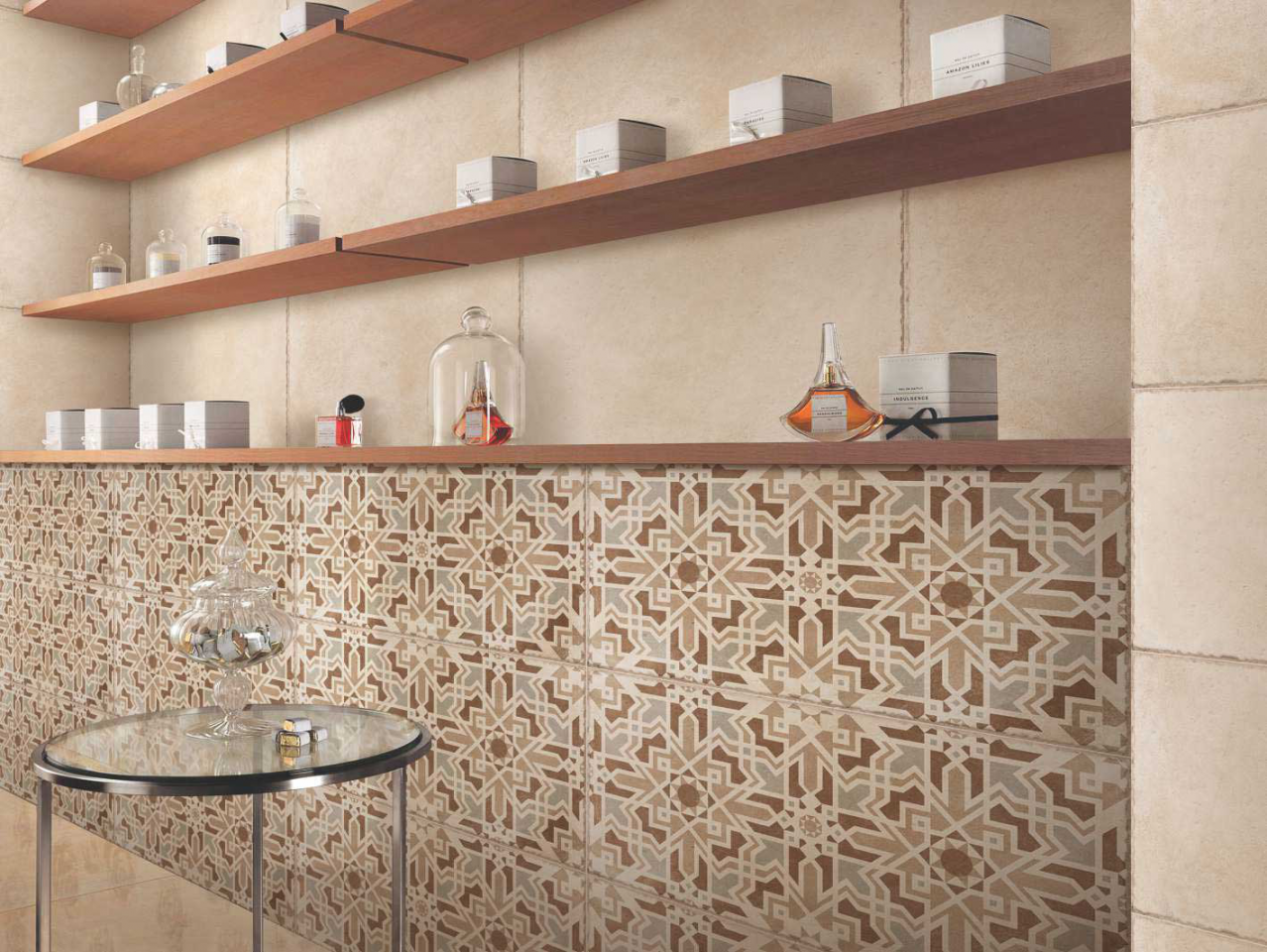 Modify The Heart Of Your Home With Best Kitchen Wall Tile