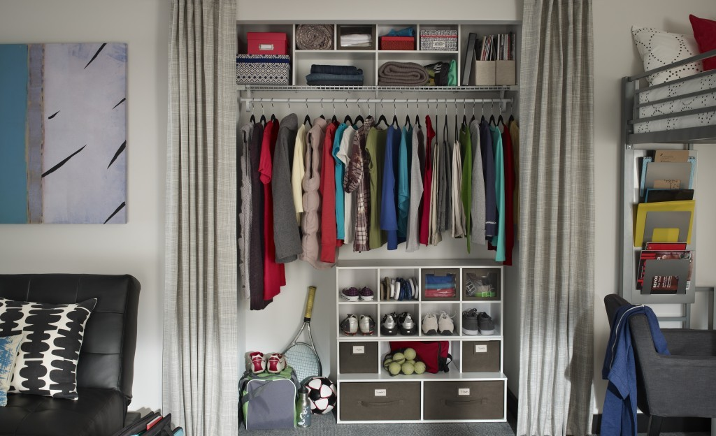 5 Ideas for your Dorm Room..Our best storage tips - DIY Helpful Tips and Ideas
