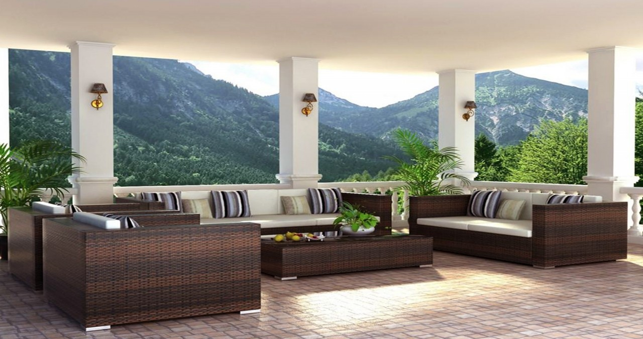 What Are The Best Furnishings For The Porch?