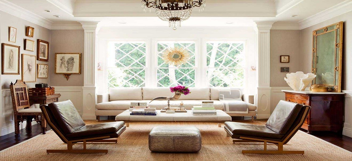 Ways in Which Two Sofas Can Be Arranged In a Living Room